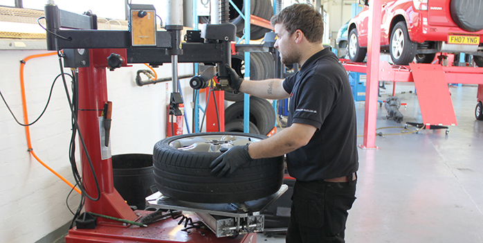 Wheels and Alignment - Wheel alignment Bicester - Wheel Balancing Bicester